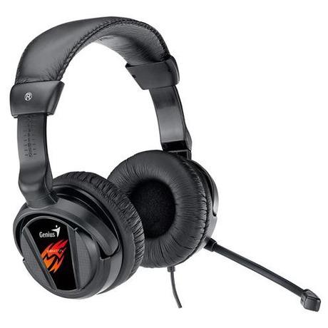 Headset Genius HS-G500V - černý - Genius GEN31710020101 (foto 2)