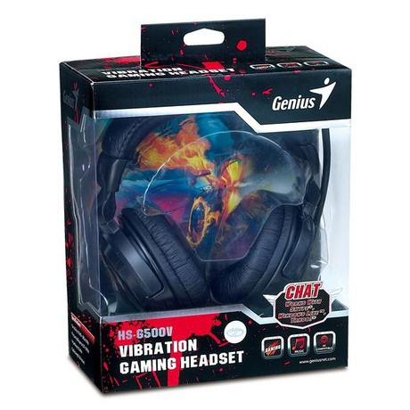 Headset Genius HS-G500V - černý - Genius GEN31710020101 (foto 6)