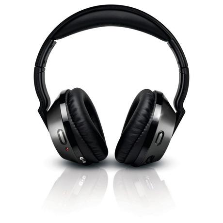 Sluchátka Philips SHC8535 - černá - Philips PHISHC8535 (foto 4)