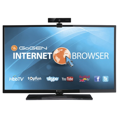 Skype kamera GoGEN SKYPECAM pro SMART TV, 30076009 - GoGEN GOGSKYPECAM (foto 4)