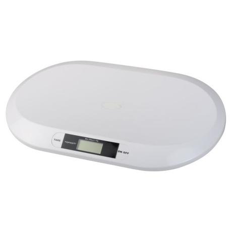 Kojenecká váha TOPCOM Digital BabyScale 2000, s rozlišením 10g - Topcom TPC5411519017314 (foto 3)