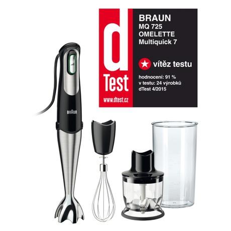 Ponorný mixér Braun MQ725 Omelette - Braun BRAMQ725 (foto 15)