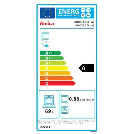 Amica 510ce1 30p w