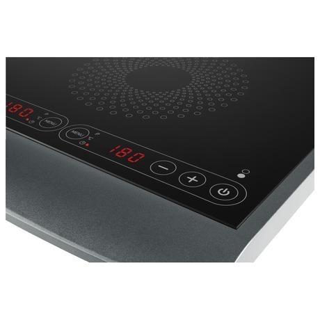 Dvouplotýkový indukční vařič Sencor SCP 5404GY - Sencor 41000066 (foto 2)
