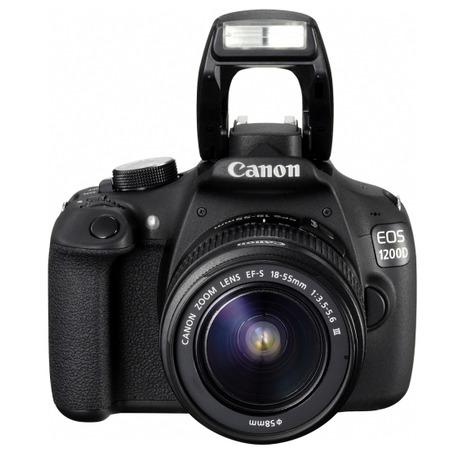 Fotoaparát zrcad. Canon EOS 1200D + 18-55 DC + 8GB pam.karta + brašna, ZDARMA - Canon CANEOS1200D18558GB (foto 1)