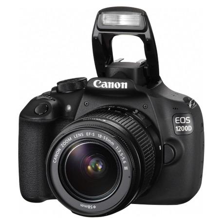 Fotoaparát zrcad. Canon EOS 1200D + 18-55 DC + 8GB pam.karta + brašna, ZDARMA - Canon CANEOS1200D18558GB (foto 14)