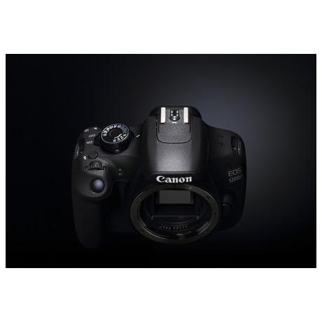 Fotoaparát zrcad. Canon EOS 1200D + 18-55 DC + 8GB pam.karta + brašna, ZDARMA - Canon CANEOS1200D18558GB (foto 16)