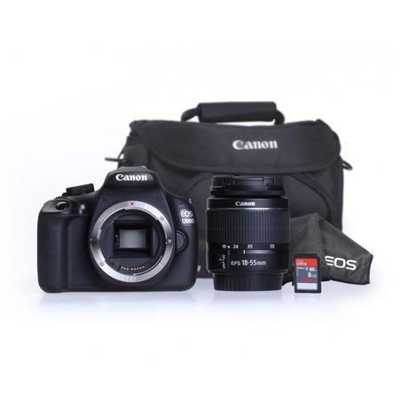 Fotoaparát zrcad. Canon EOS 1200D + 18-55 DC + 8GB pam.karta + brašna, ZDARMA - Canon CANEOS1200D18558GB (foto 17)