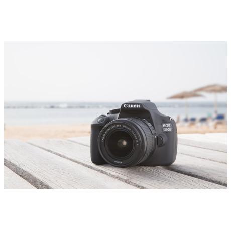 Fotoaparát zrcad. Canon EOS 1200D + 18-55 DC + 8GB pam.karta + brašna, ZDARMA - Canon CANEOS1200D18558GB (foto 18)