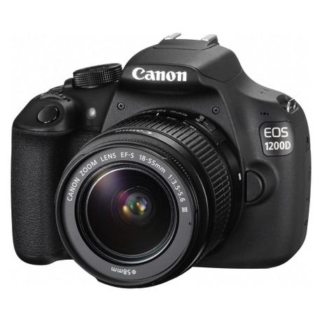 Fotoaparát zrcad. Canon EOS 1200D + 18-55 DC + 8GB pam.karta + brašna, ZDARMA - Canon CANEOS1200D18558GB (foto 21)