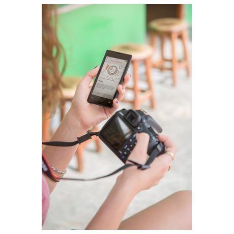 Fotoaparát zrcad. Canon EOS 1200D + 18-55 DC + 8GB pam.karta + brašna, ZDARMA - Canon CANEOS1200D18558GB (foto 25)