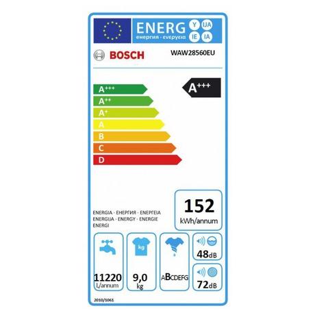 Bosch BOSWAW28560EUSETOS (foto 14)