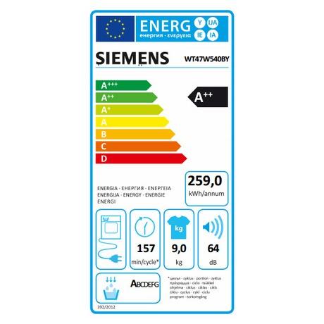 Siemens SIEWT47W540BY (foto 5)