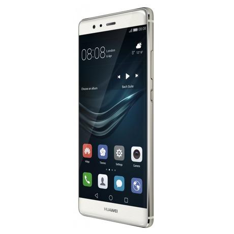 Mobilní telefon Huawei P9 32 GB Dual SIM - stříbrný - HUAWEI HUASPP9DSSOM (foto 1)