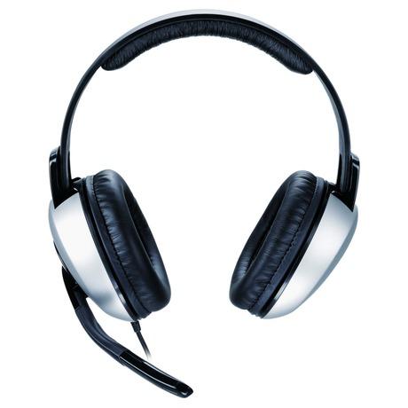 Headset Genius HS-05A - černý/stříbrný - Genius GENHS05A (foto 6)