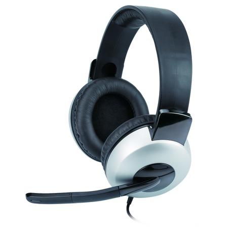 Headset Genius HS-05A - černý/stříbrný - Genius GENHS05A (foto 7)