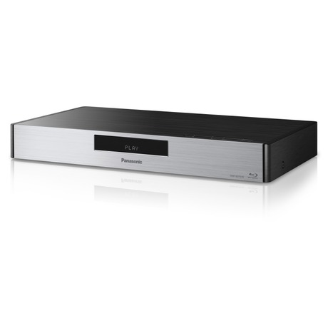 85b4e4d4f ... 3D Blu-ray přehrávač Panasonic DMP-BDT570EG, stříbrný - Panasonic  PANDMPBDT570EG (foto ...