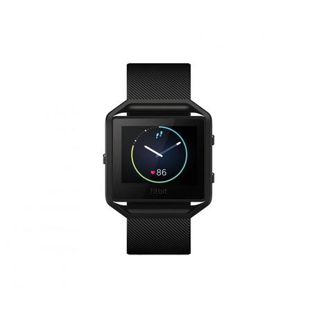 Chytré hodinky Fitbit Blaze large Gunmetal - černá - Fitbit FTTFB502GMBKLEU (foto 5)