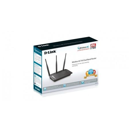 Router D-Link AC750 - D-Link DLNDIR809E (foto 3)