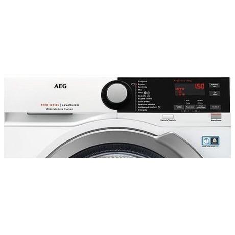 Sušička prádla AEG AbsoluteCare® T8DBE68SC - AEG AEGL7FEC41SCSETOS3 (foto 18)