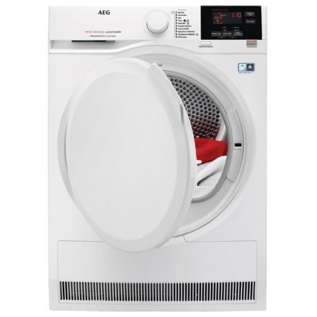 Sušička prádla AEG AbsoluteCare® T8DBG47WC - AEG AEGL8FEC68SCSETOS7 (foto 57)