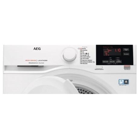 Sušička prádla AEG AbsoluteCare® T8DBG47WC - AEG AEGL8FEC68SCSETOS7 (foto 52)