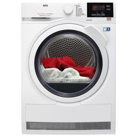 Sušička prádla AEG AbsoluteCare® T8DBG48WC - AEG AEGL8FEC49SCSETOS5 (foto 16)
