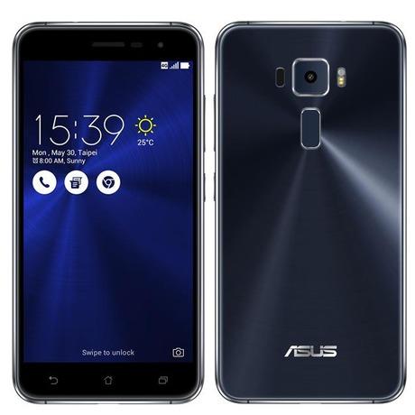 Mobilní telefon Asus ZenFone 3 ZE520KL - černý - Asus ASUZE520KL1A010WW (foto 2)