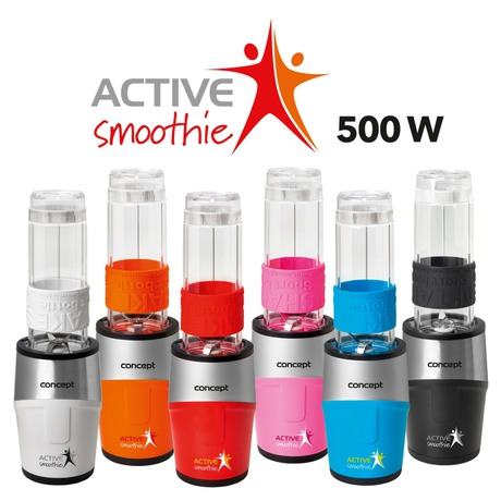 Stolní mixér Concept SM-3385 smoothie maker - Active Smoothie - Concept CONSM3385 (foto 11)
