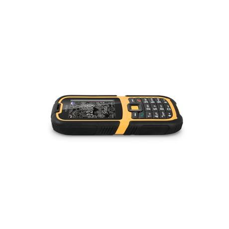 Mobilní telefon myPhone HAMMER 2 Dual SIM - černý/oranžový - myPhone MYPMYHHA2OR (foto 3)