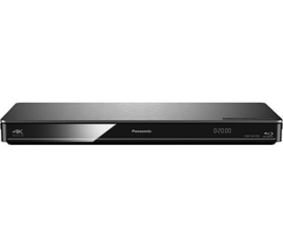 32bece56e 3D Blu-ray přehrávač Panasonic DMP-BDT381EG, stříbrný ...