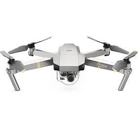DJI kvadrokoptéra - dron, Mavic Pro Fly More Combo, 4K kamera, Platinum version (DJIM0252C) - DJI