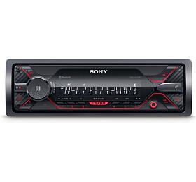 SONY DSX-A410BT Autorádio (1 DIN) bez optické mechaniky s širokými možnostmi propojení (DSXA410BT.EUR) - Sony