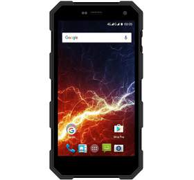 Mobilní telefon HAMMER ENERGY černý - myPhone