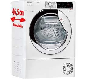 Sušička prádla Hoover DXW4 H7A1CTEX-S SLIM - Hoover