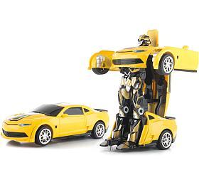 Hračka G21 R/C robot Yellow Star - G21