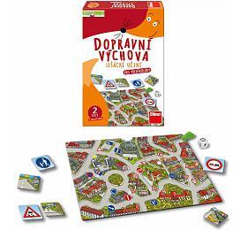 Lišácké učení: Dopravní výchova CZ naučná hra - Dino