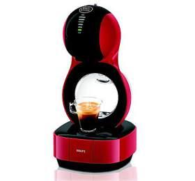 Espresso Krups KP130531 Lumio červený - Krups