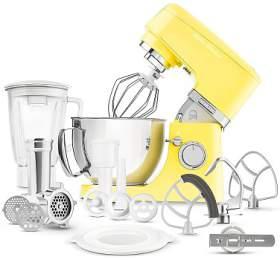 Kuchyňský robot Sencor STM 6356YL žlutý - Sencor