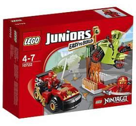 Finální hadí souboj - LEGO
