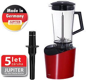 Stolní mixér Jupiter NUTRIMIX 801400 červený - Jupiter