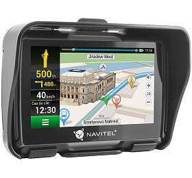 Moto navigační systém GPS Navitel G550 - Navitel