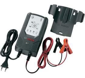 Nabíječka baterií BOSCH C7 12/24V 7A, 018999907M, BOSCH - Bosch