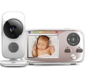 Dětská chůvička Motorola MBP 667 HD Connect - Motorola