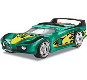 Hot Wheels Hyper Racer Spin King - Nikko