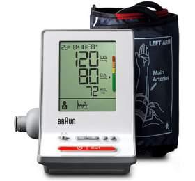 Digitální tlakoměr Braun BP 6000 - Braun