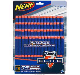 Nerf Elite náhradní šipky 75 ks - Hasbro