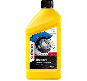 SHERON Brzdová kapalina DOT 4, 500 ml - Sheron