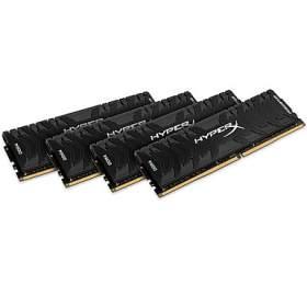 64GB DDR4-2666MHz CL13 Kingston XMP HyperX Predator, 4x16GB (HX426C13PB3K4/64) - Kingston
