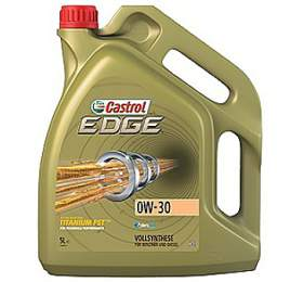 Motorový olej Castrol EDGE 0W30 TITANIUM FST 4L - Castrol
